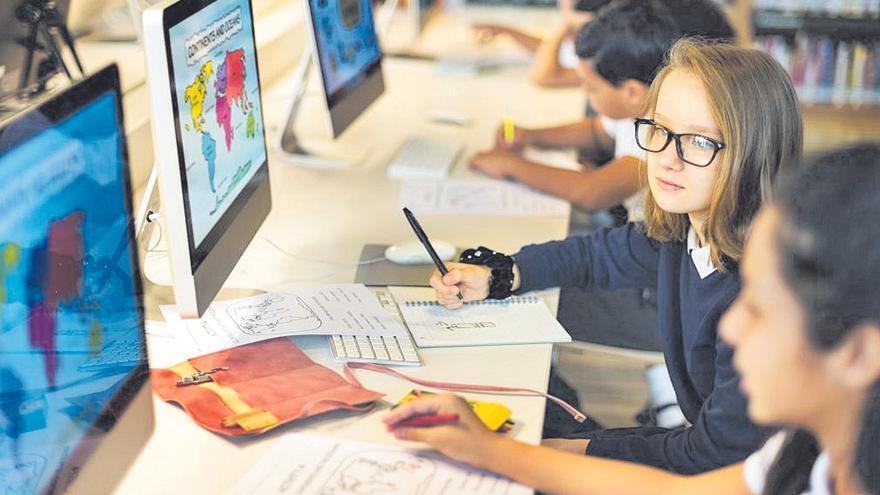 La brecha digital en los colegios