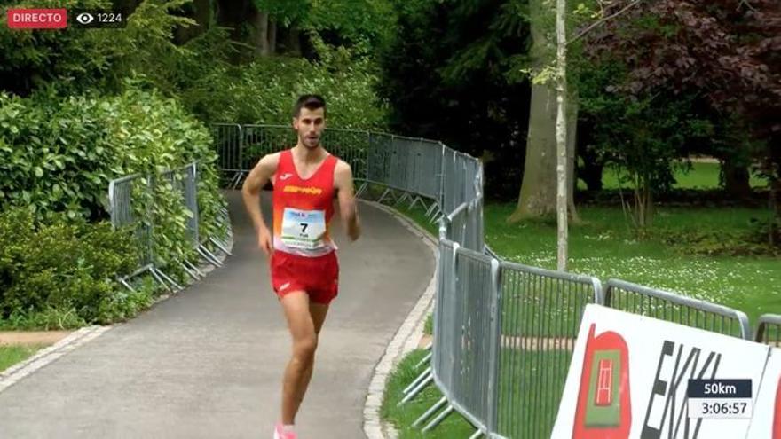 Marc Tur se proclama campeón de Europa de marcha y pone rumbo a los Juegos de Tokio