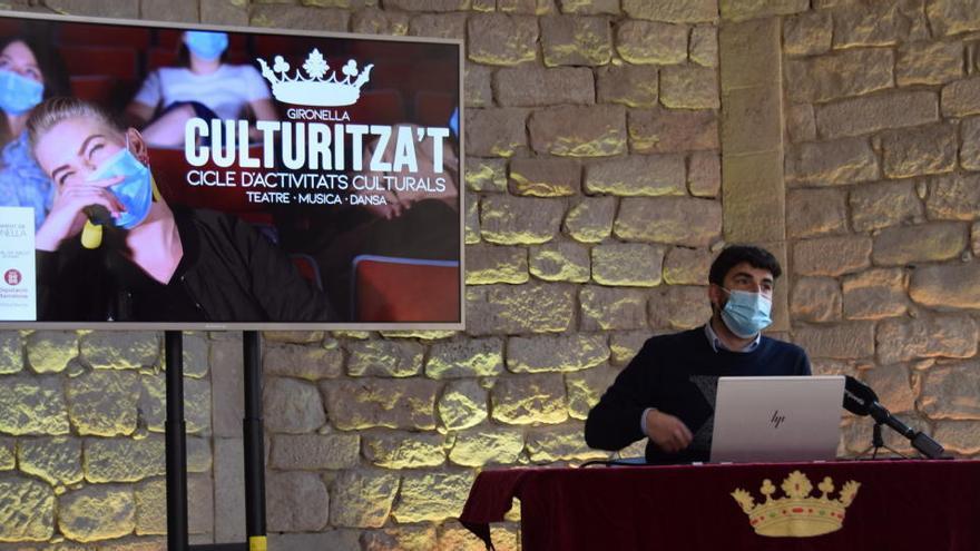 La nova programació del Culturitza't de Gironella aposta fort pel Cicle Gaudí
