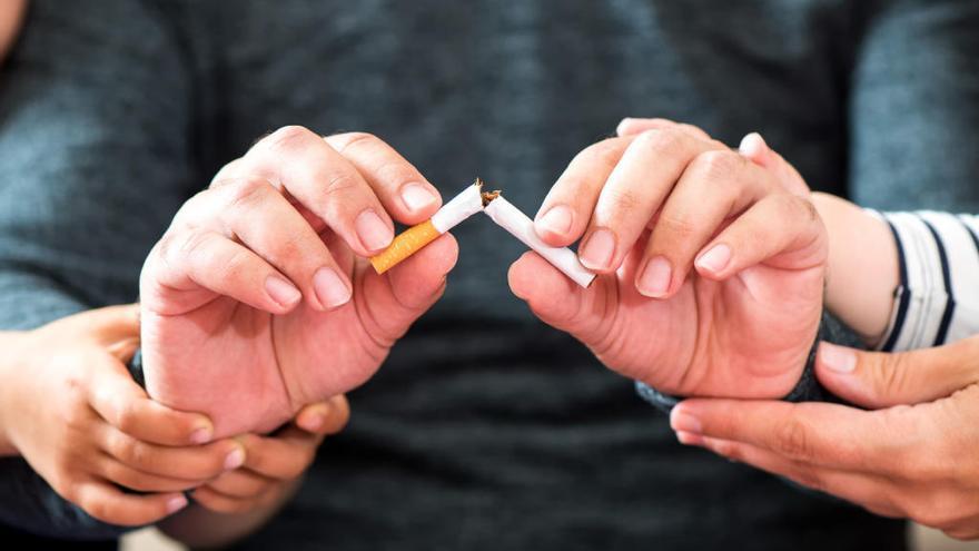 Alimentos que ayudan a dejar de fumar sin engordar