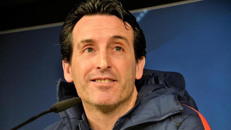 Emery: «És una decepció perdre a vuitens, però no contra el Madrid»