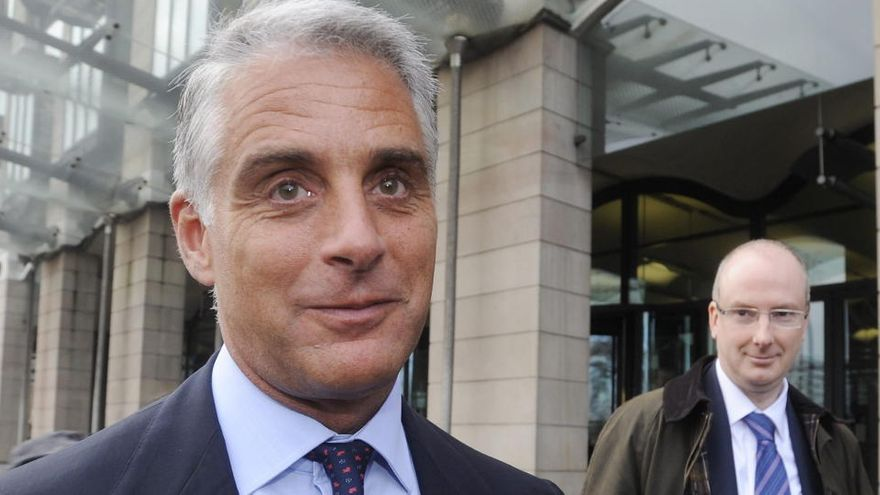 La justicia rechaza la querella de Orcel al Santander