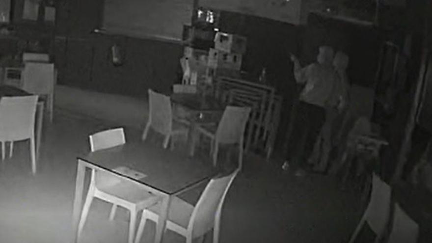 A prisión el autor de distintos robos en un restaurante de Puerto Rico