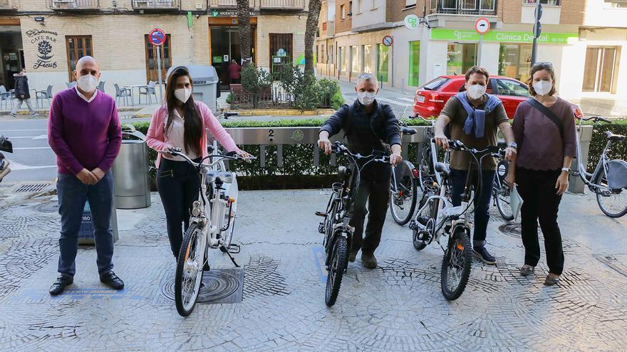 Torrent fomenta la movilidad sostenible entre los trabajadores municipales