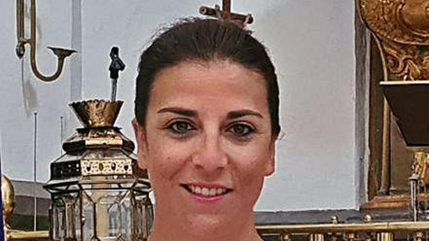 Mónica Jiménez Montoro pregonará la Semana Santa de Priego