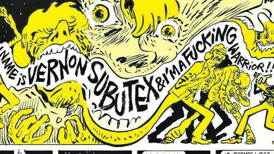 Luz, de 'Charlie Hebdo'  a 'Vernon Subutex'