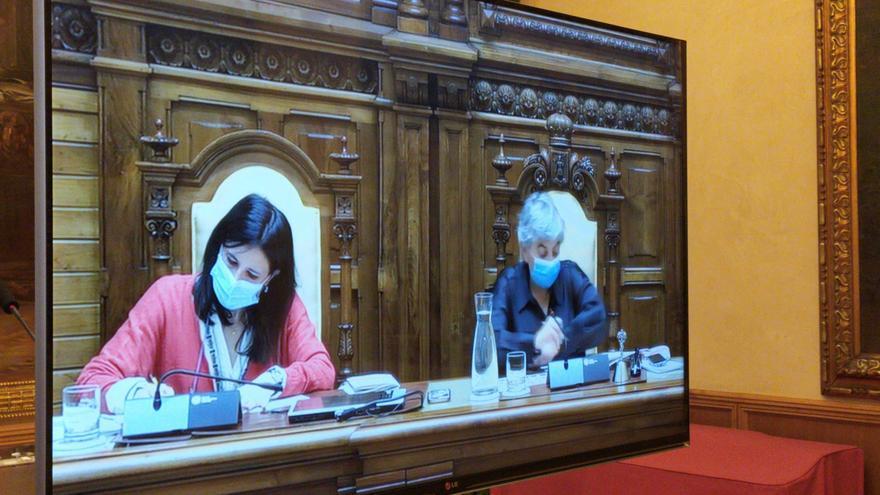 El gobierno local aprueba los nuevos tributos de Gijón en solitario