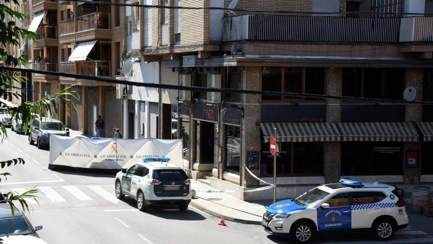 Asesinato machista | Mata a puñaladas a su exesposa en Barbastro delante de sus tres hijos menores