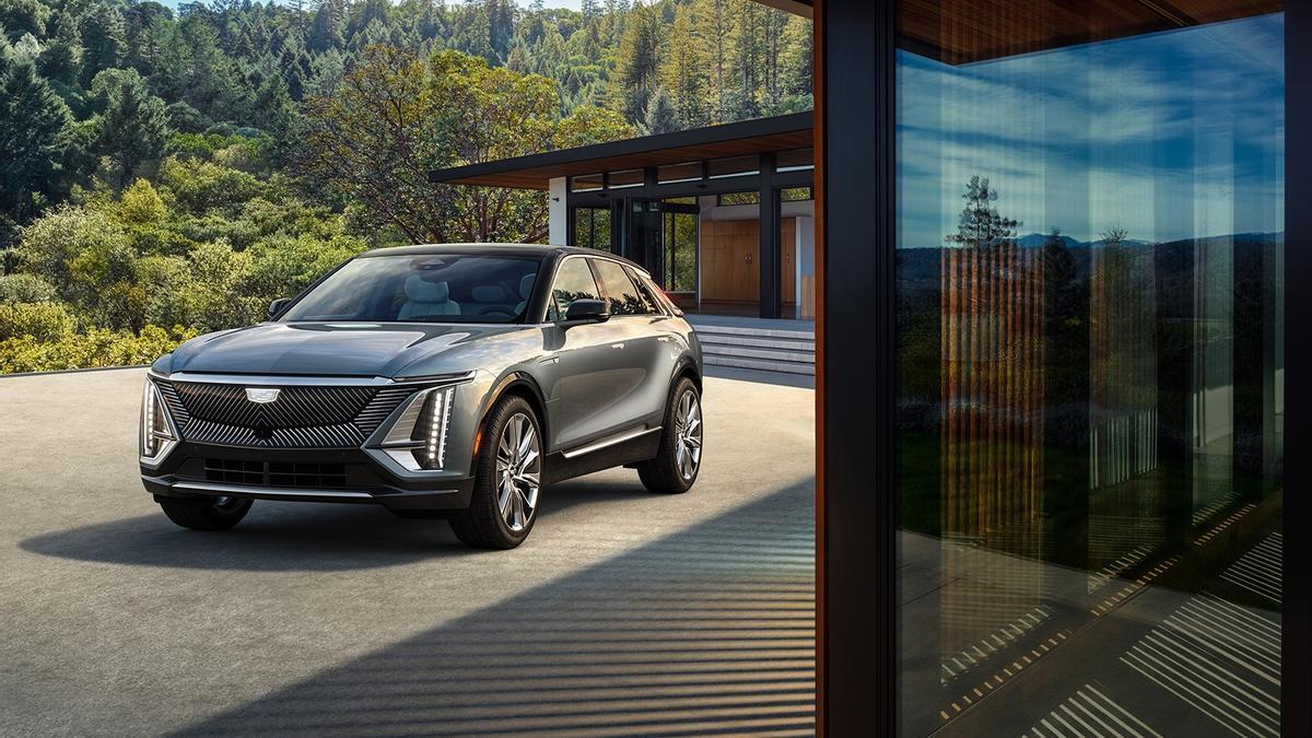 Cadillac presenta el Lyriq, su primer eléctrico