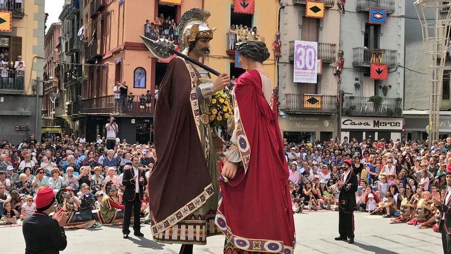 Olot cancel·la les festes del Tura per la Covid-19 i el risc de rebrots per aglomeracions