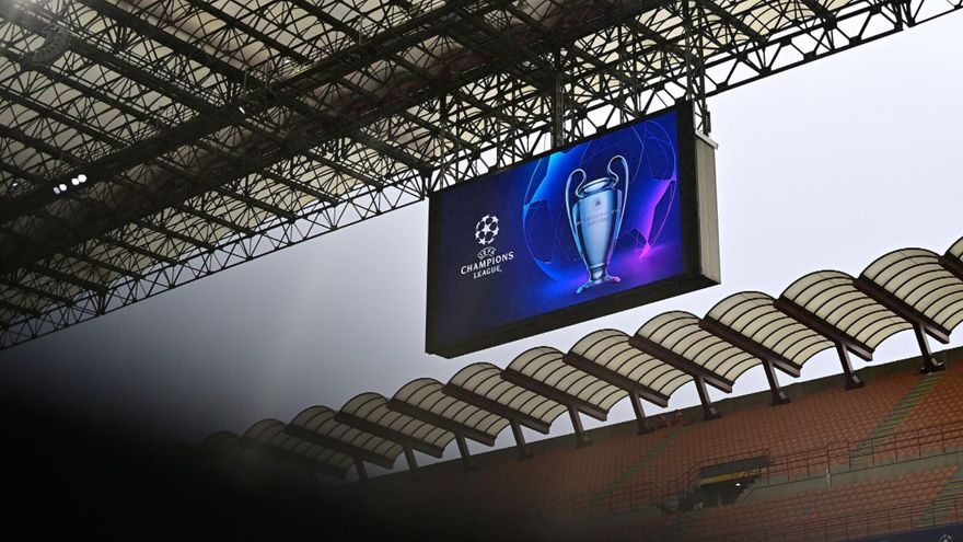 Directo: Inter-Real Madrid, Champions League