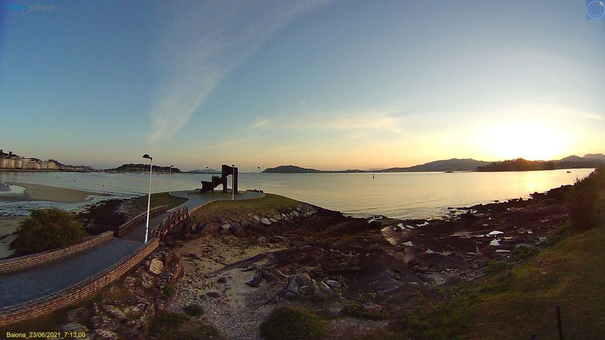 El verano (o algo parecido) llega a Galicia con el San Juan
