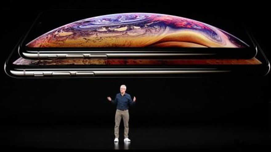 Del iPhone 2G al iPhone Xs, la evolución de un gigante