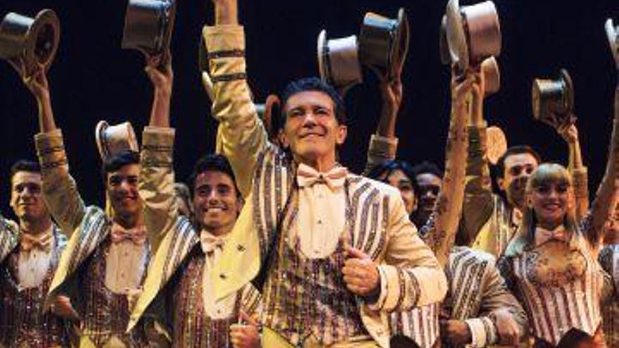 Banderas estrenará 'A Chorus Line' en Madrid en septiembre