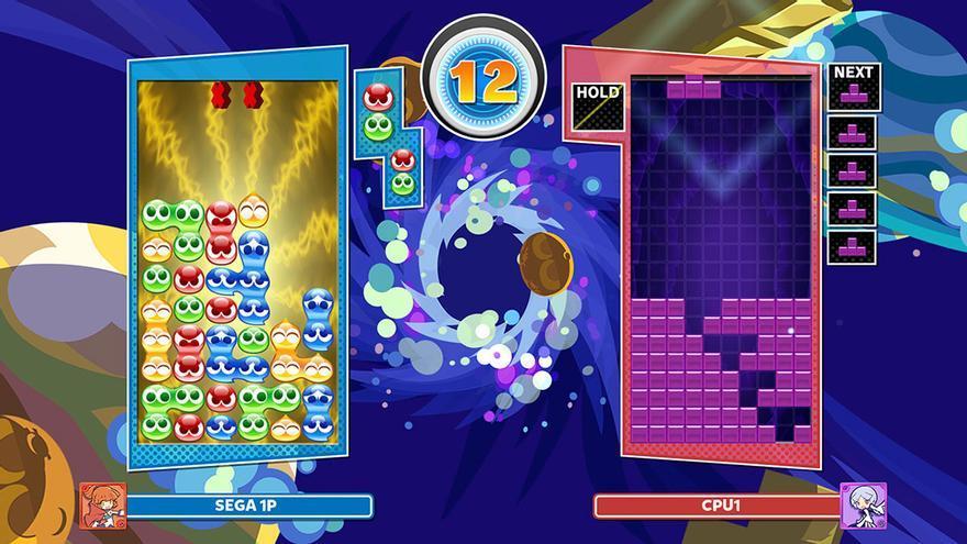 La tercera actualización gratuita de 'Puyo Puyo Tetris 2' llega cargada de contenido