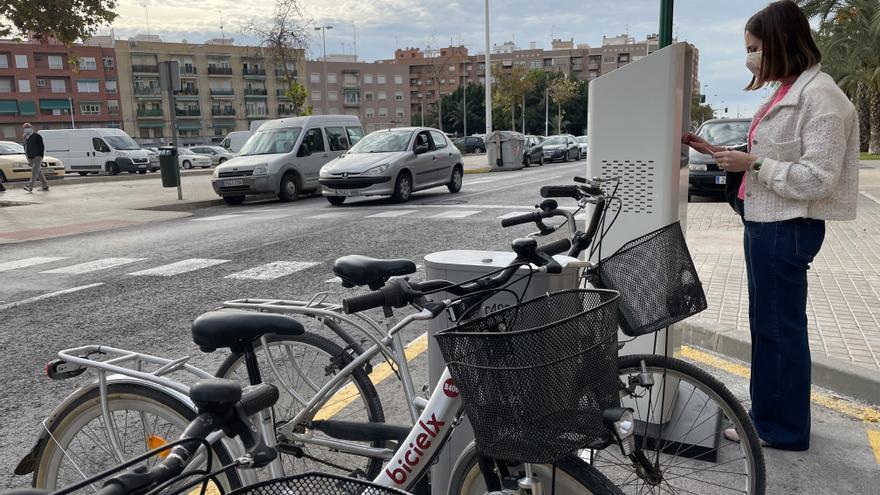 Nueva estación de Bicielx para El Toscar