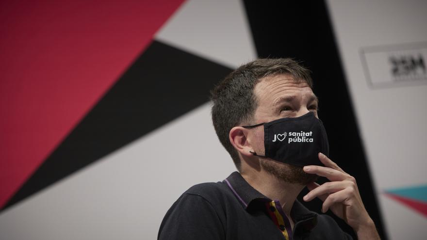 """Iglesias pide que los """"responsables políticos"""" de los GAL pidan perdón tras el gesto """"valiente"""" de Otegi"""