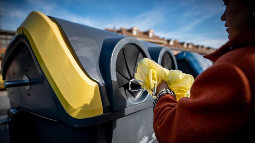 La pandemia eleva el volumen de reciclaje en las casas españolas