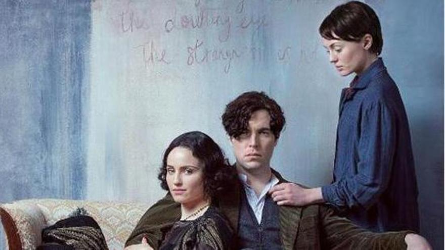 La película sobre el trío amoroso de Robert Graves clausurará el Evolution!
