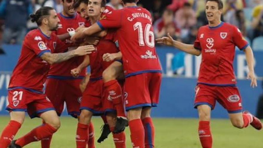 El Numància es classifica per a la final del play-off d'ascens amb un gol al 91