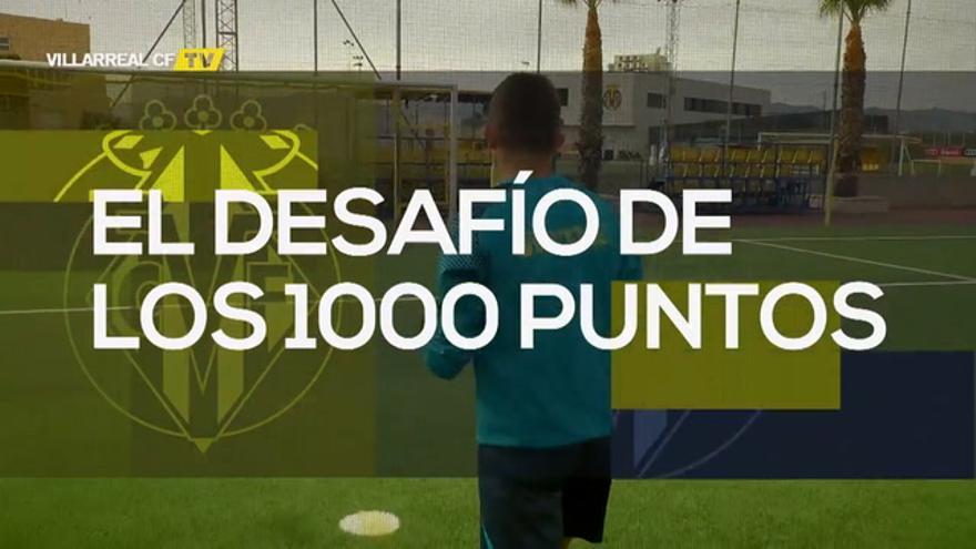 El Desafío de los 1000 puntos - Luis Hernáiz