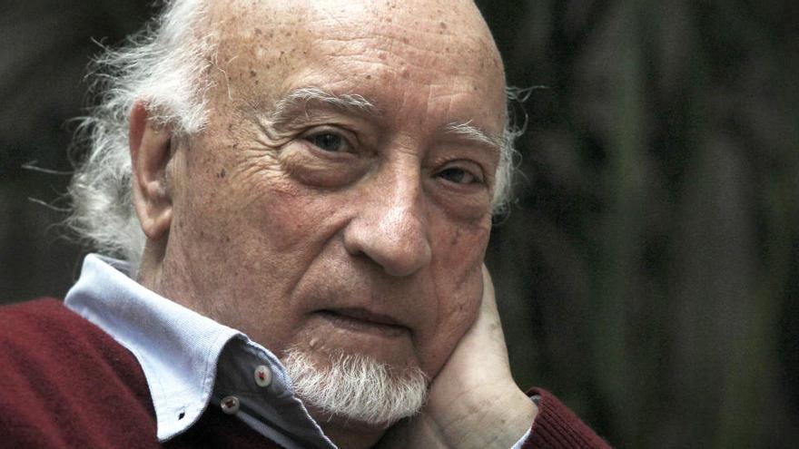"""Manuel Vicent: """"Los artistas de Hollywood ejercían una libertad protegida por la policia franquista"""""""