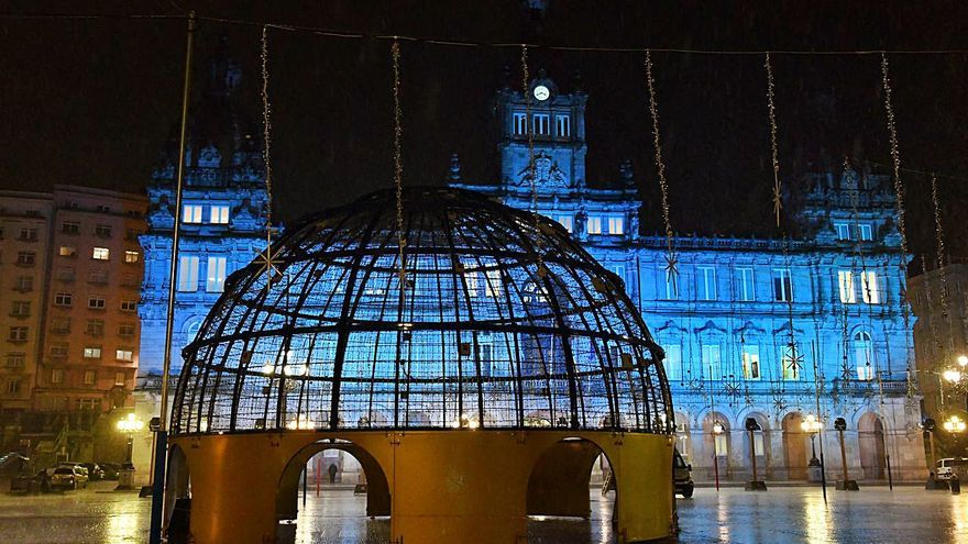 Galicia afronta la Navidad con más muertos que en la primera ola y el triple de contagios