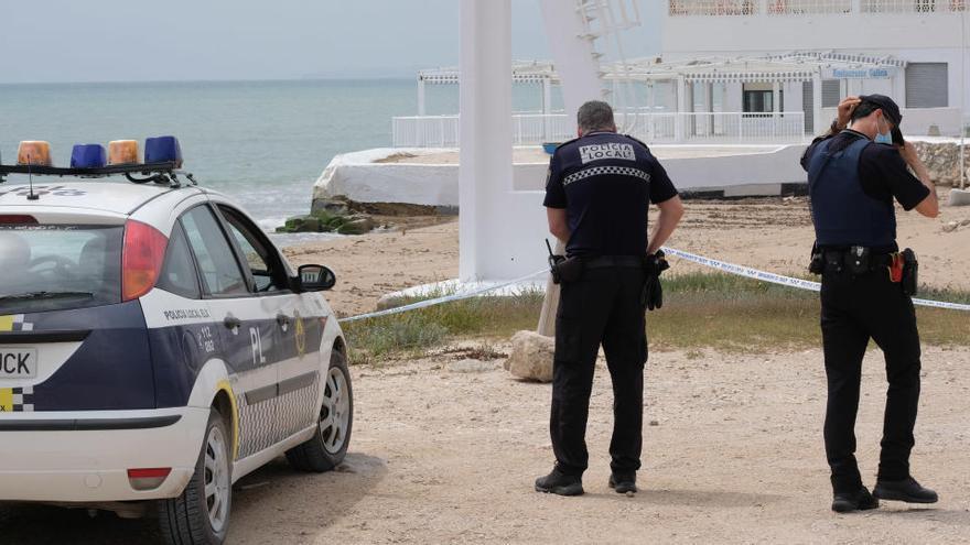 El PP de Elche arremete contra el ejecutivo al quedar desierta la licitación de 24 coches nuevos para la Policía Local