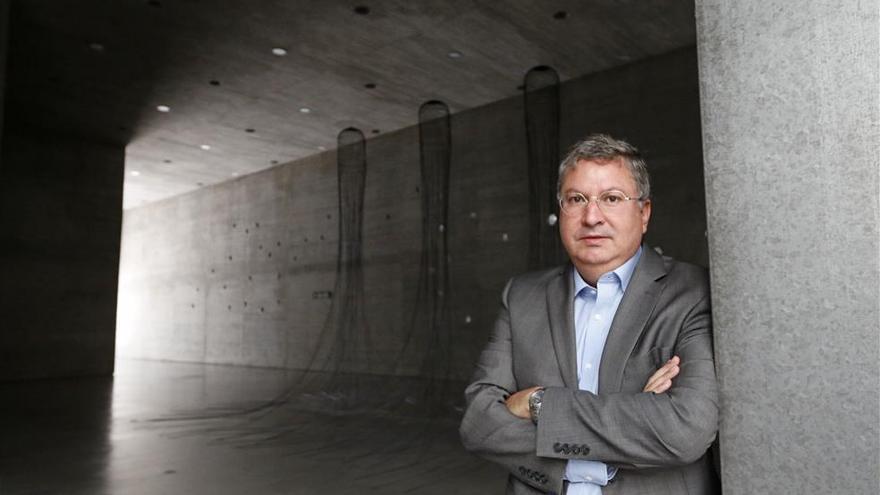 Álvaro Rodríguez Fominaya deja la dirección del C3A