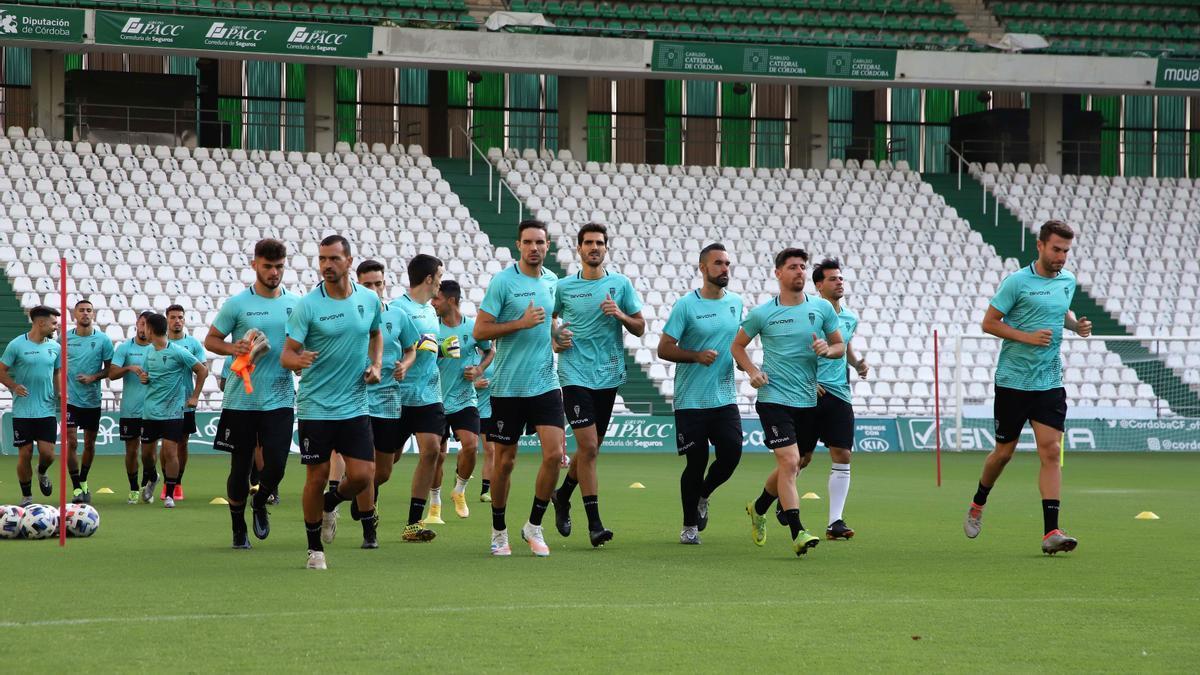 Las imágenes del inicio de la premporada del Córdoba CF