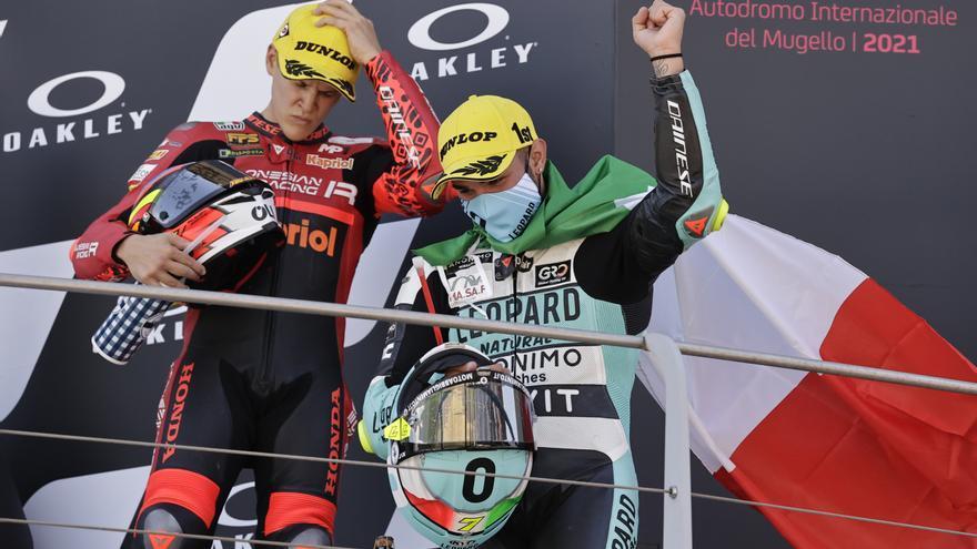 Foggia se impone a Masiá en Mugello en Moto3