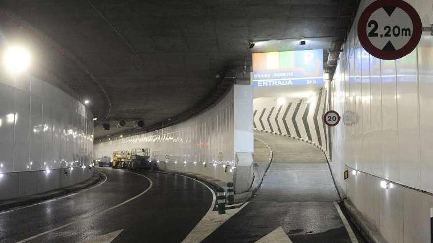 El túnel de la Marina opta a un premio