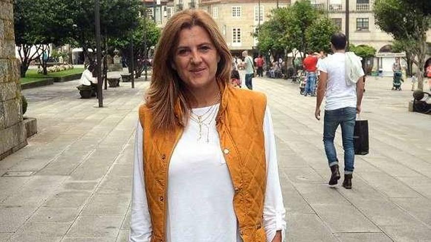 """María Rey se amolda al intercambio de puestos en la lista de Cs: """"Lo importante es el proyecto"""""""