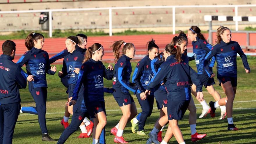 El Levante se juega el primer título en su mejor momento