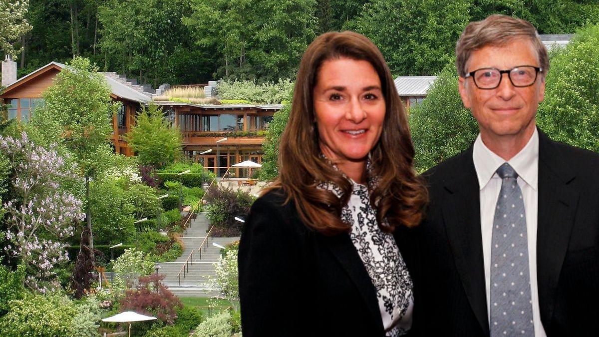 Bill y Melinda Gates deberán repartirse la inmensa fortuna que poseen, valorada en 110.000 millones.