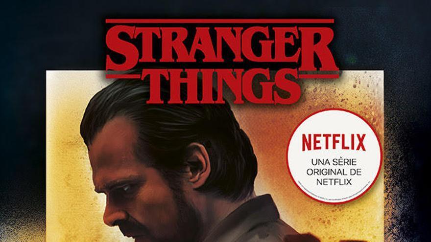 Columna publica la novel·la de la saga «Stranger Things» amb el cap Jim Hooper com a protagonista