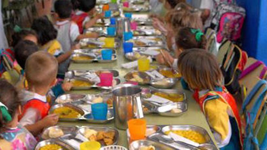El Gobierno canario confirma que no hay panga en los menús escolares