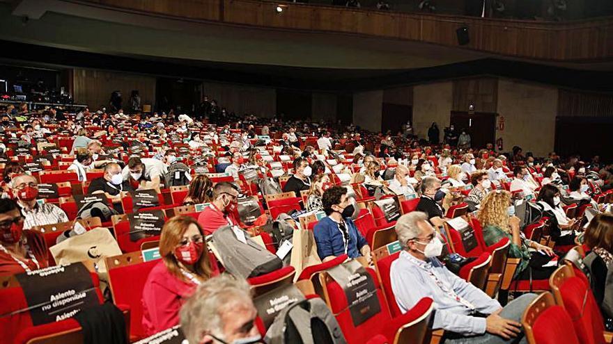 La sección de Correos de CC OO celebra su congreso estatal en la Laboral