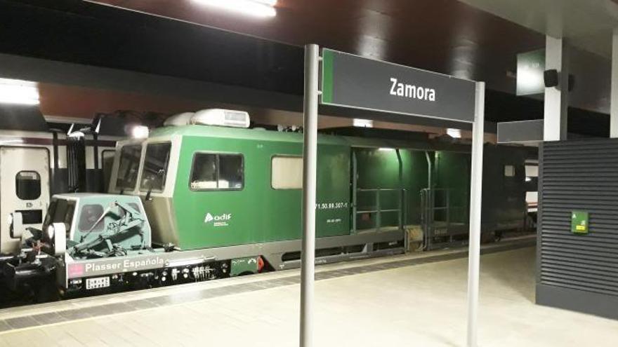 Empiezan las pruebas en el tramo que reducirá 50 minutos del viaje en tren a Madrid