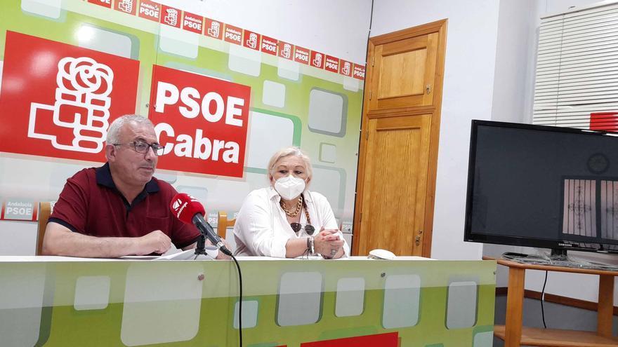 El PSOE reclama un plan para evitar que los jóvenes abandonen Cabra