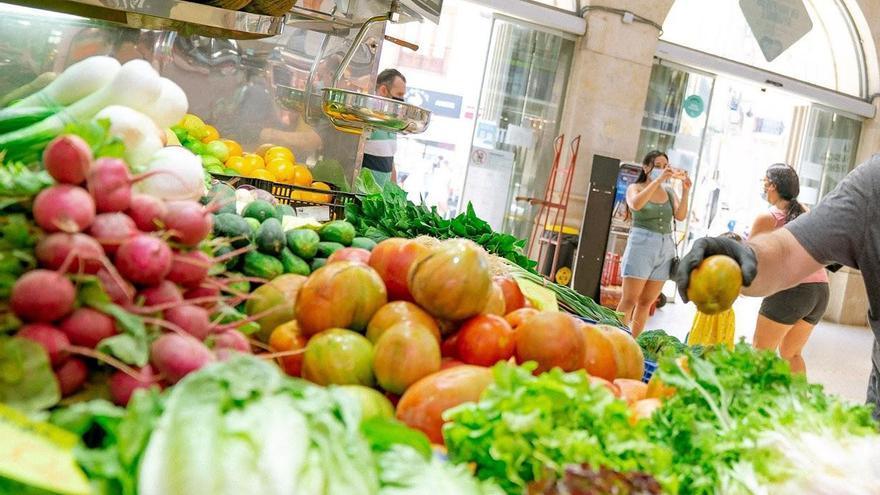 El Mercado Central incorpora la plataforma de compra Bajabajo App