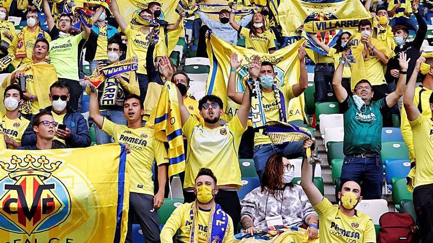 El Villarreal de Emery se gana el respeto de la Europa futbolística