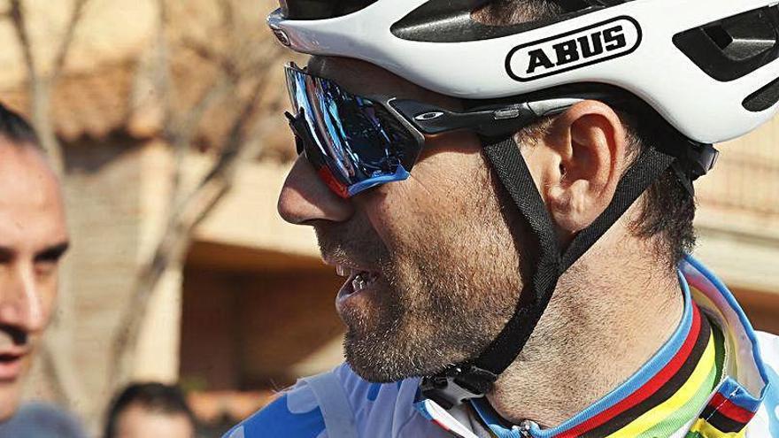 Alejandro Valverde estará en la Volta a la Comunitat Valenciana