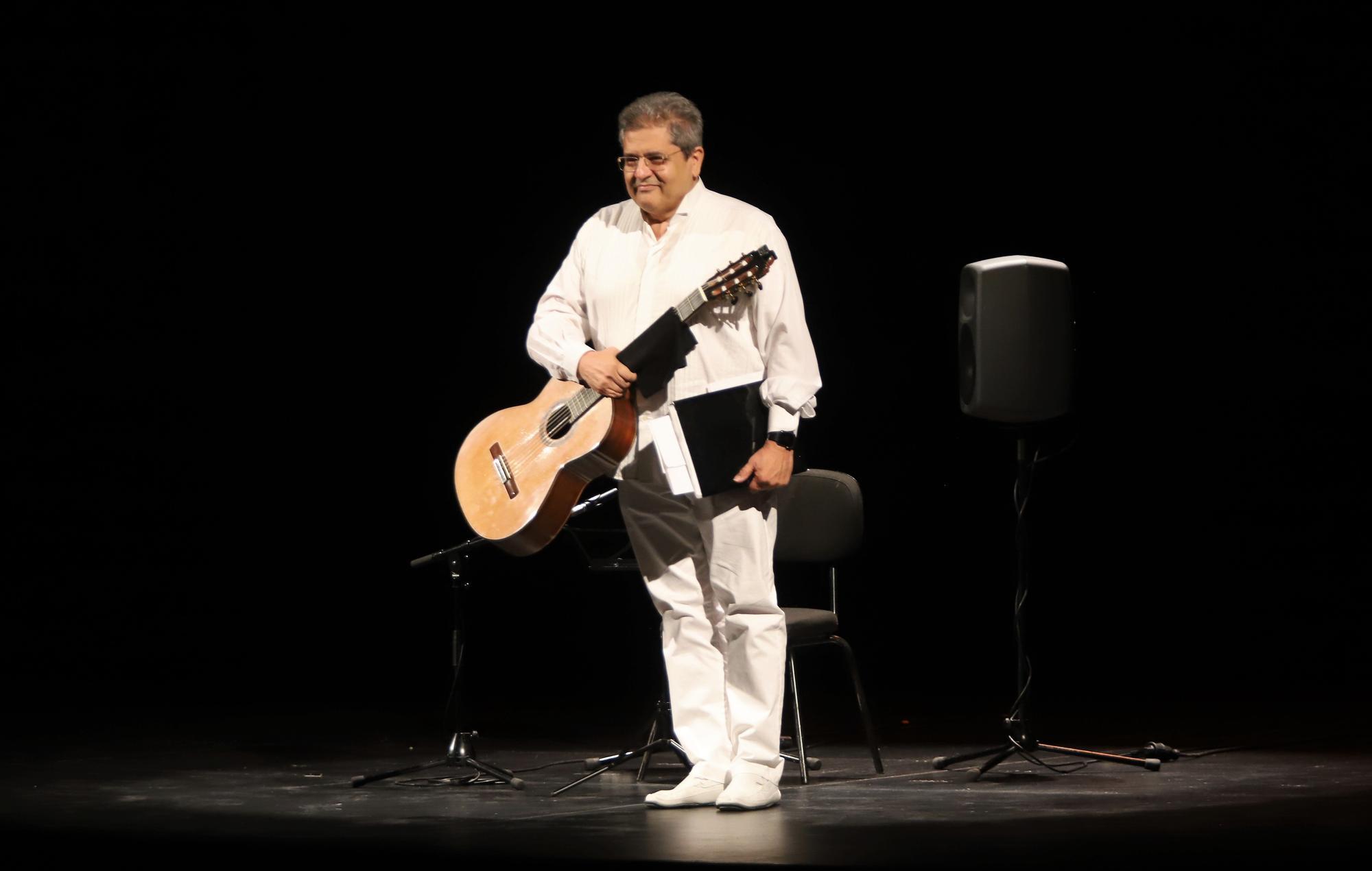 Las imágenes de la septima jornada del Festival de la Guitarra