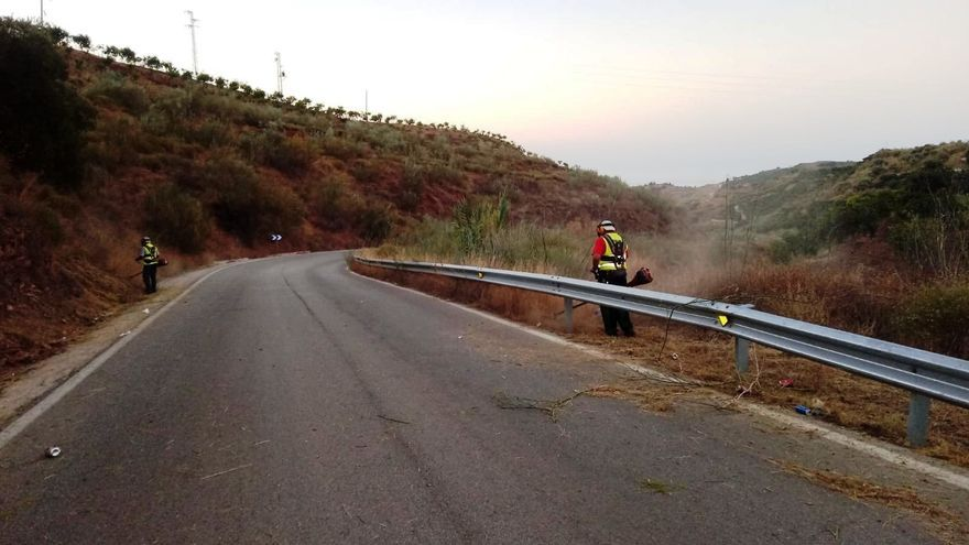 La Diputación licita por cuatro millones la conservación de los 860 kilómetros de la red viaria provincial