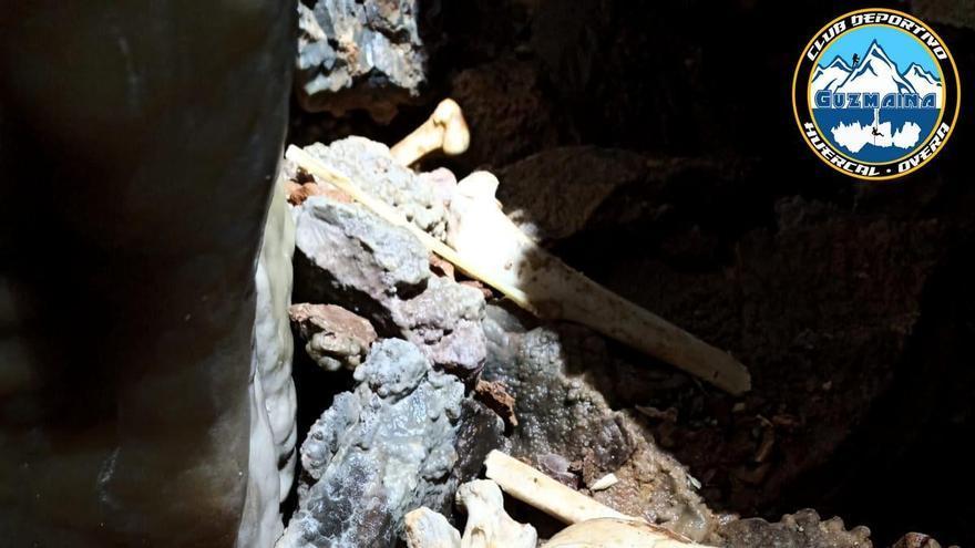Descubren una cavidad vertical de 70 metros de profundidad en Puerto Lumbreras