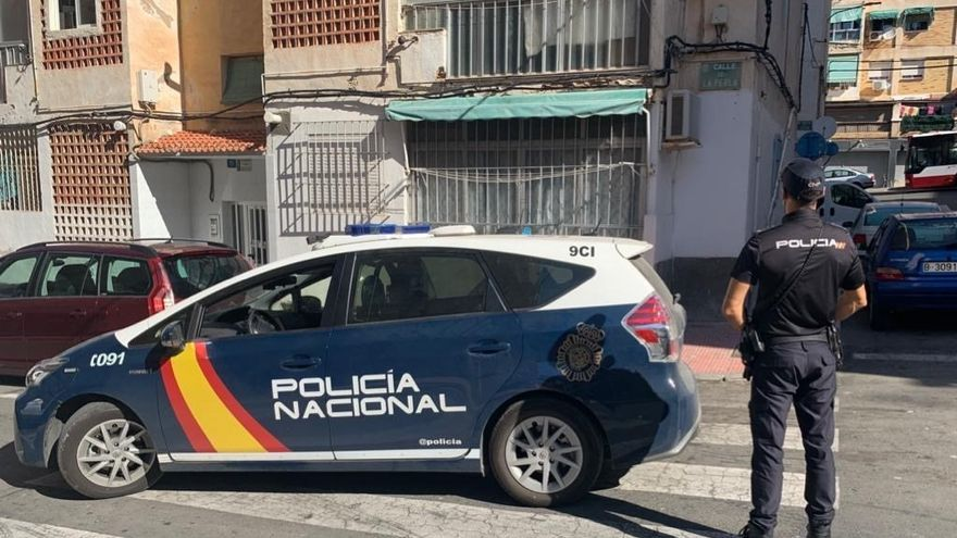 Detenido un hombre por intentar apuñalar a otro en Xirivella