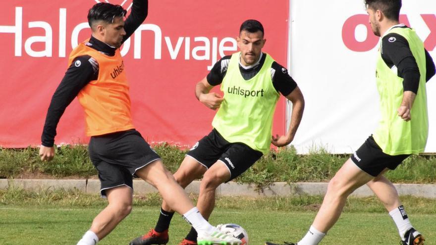 El Zamora CF comienza una nueva lucha ante el Burgos CF