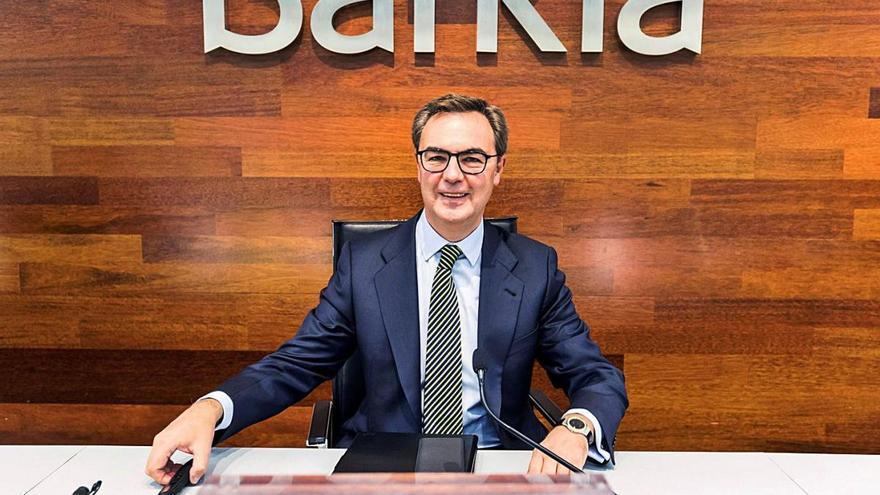 Quatre directius clau de Bankia no formaran part de CaixaBank
