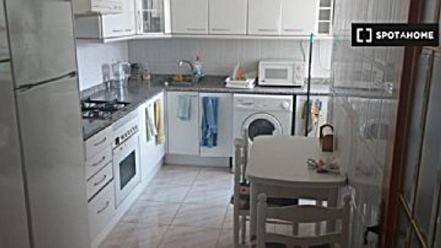 120 € Alquiler de piso en El Carmen (Murcia), 2 habitaciones...